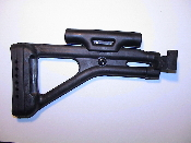 Galil Folding Stock Oval Top Tube Style W/cheek Rest