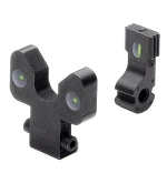 Galil Tritium Front & Rear Night Sights (Includes Instalation Instructions)