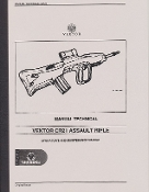 Denel Vektor CR21 Operators and Maintenance Manual Technical
